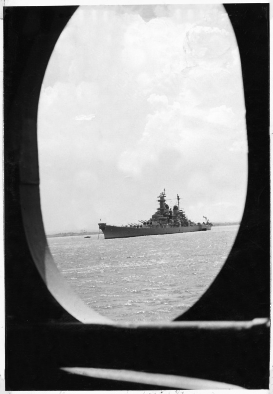 Photo - USS Missouri BB-63