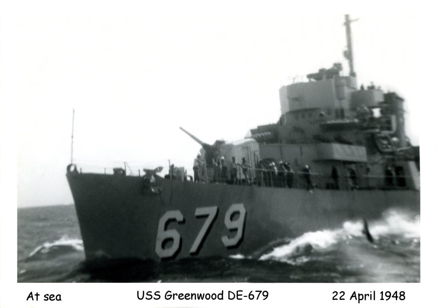 Photo - USS Greenwood DE-679