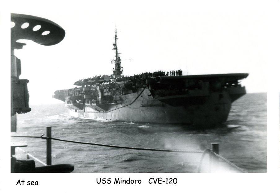 Photo - USS Mindoro CVE-120