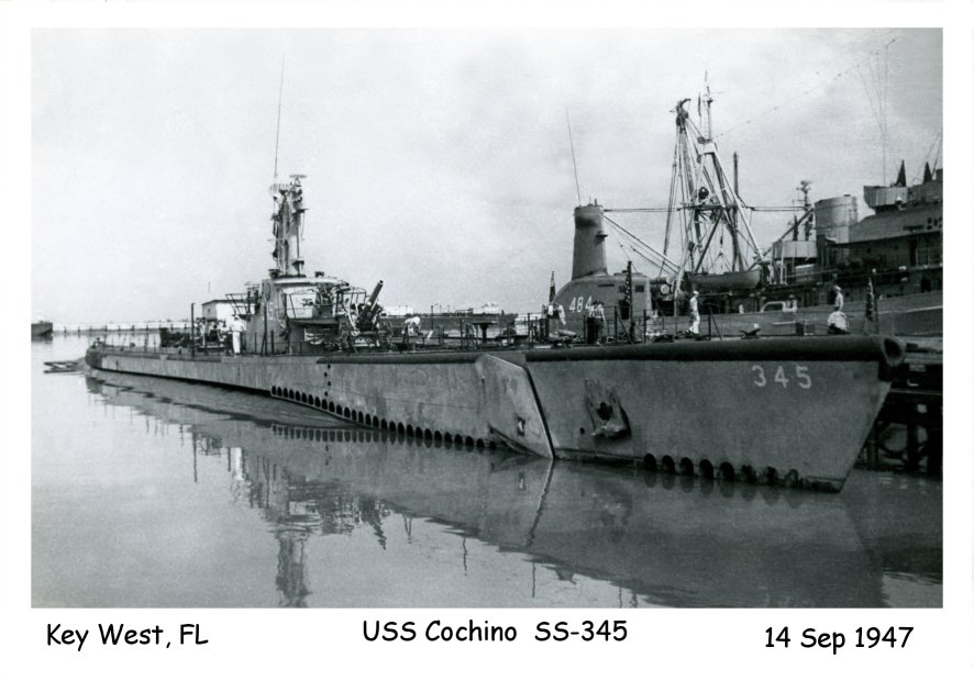 Photo - USS Cochino SS-345