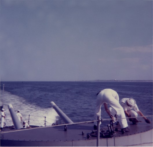 Photo - Sailors - Mount 53