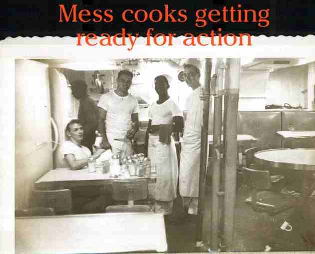 Photo - Mess Cooks