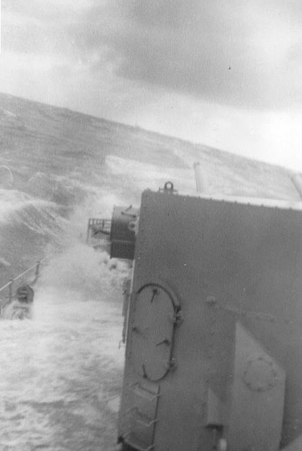 Photo - North Atlantic - Operation Mainbrace