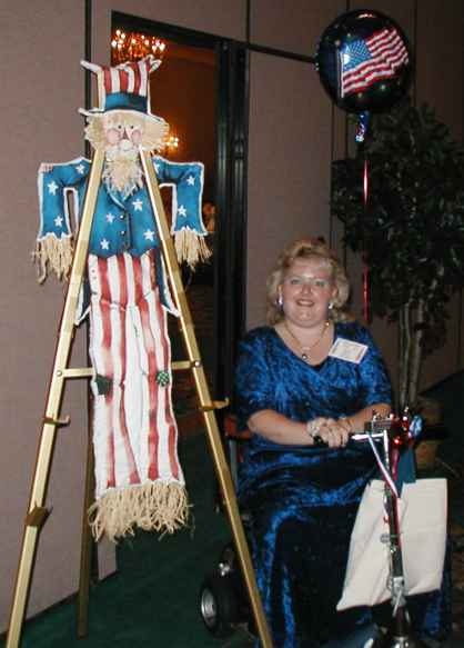 Photo - Sherrie and Uncle Sam