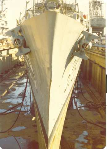 Photo - drydock Philidelphia, PA 1975